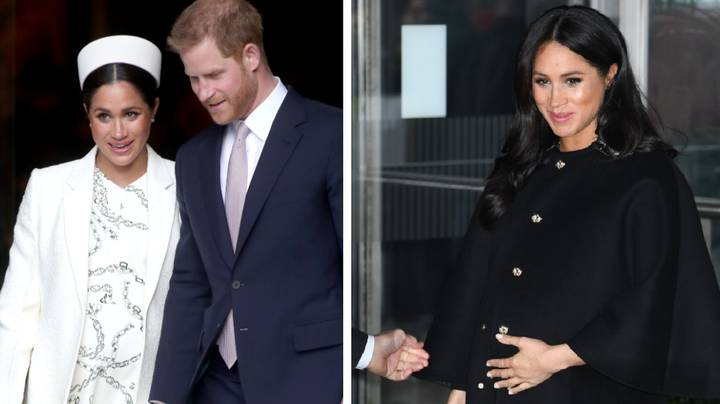 Palace Announces Meghan And Harry Will Celebrate Birth Of Their Child 'Privately'