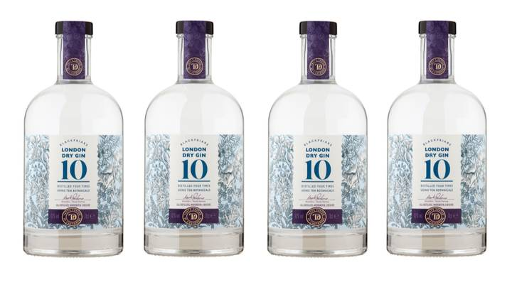 Sainsbury's Own Brand £16 Gin Beat Tanqueray, Beefeater And Gordon's In Taste Test