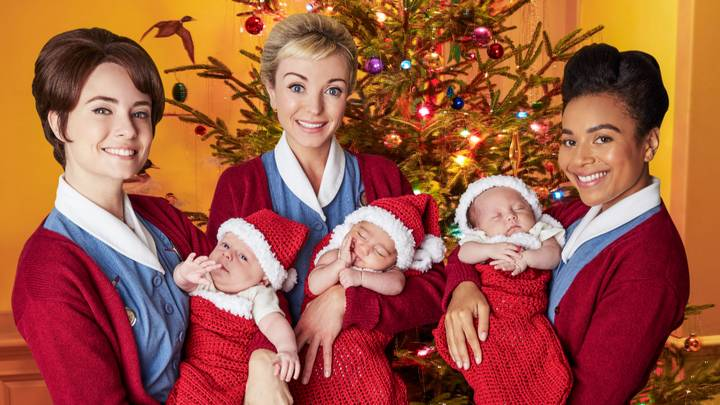 Here's Everything We Know About The 'Call The Midwife' Christmas Special