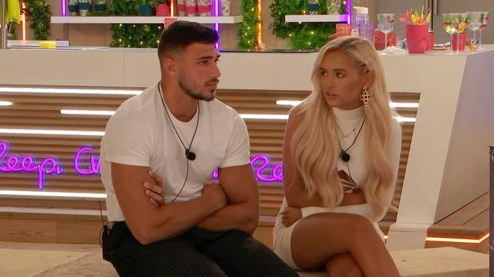 Fans Complain To Ofcom Over Tommy And Molly's 'Sex Scene' on 'Love Island'