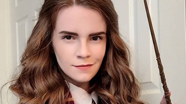 Woman Looks So Much Like Hermione Granger Even Her Own Mum Can't Tell Them Apart