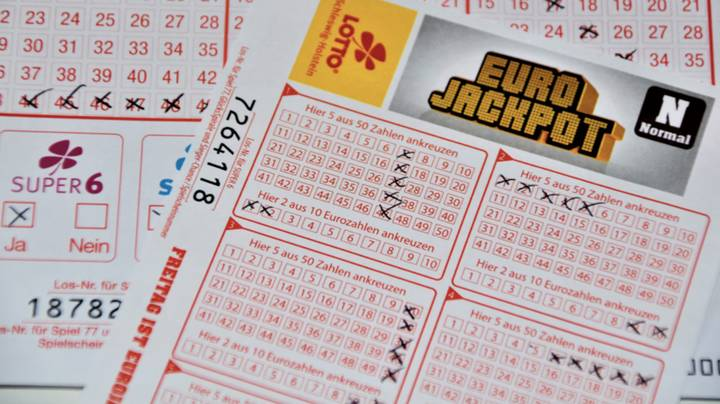 Couple Miss Out On £182M EuroMillions Jackpot After Woman Forgets To Buy A Ticket