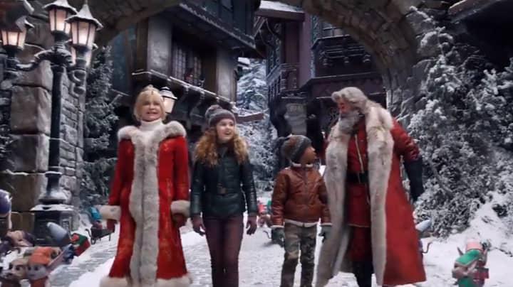 Netflix Drops Trailer For 'Christmas Chronicles 2'