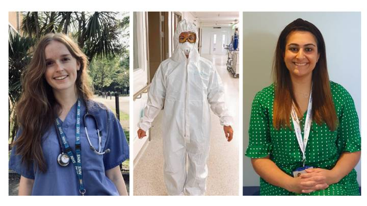 Five Amazing NHS Workers Tell Us The Reality Of Life On The Covid Front Line