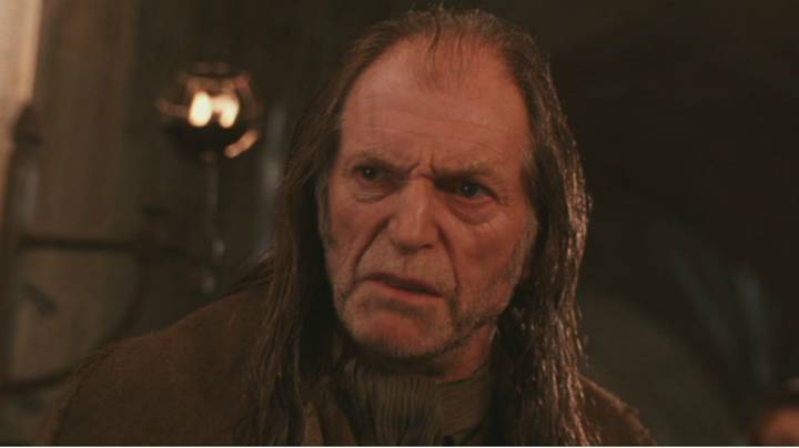 This Harry Potter Fan Theory About Argus Filch Is Blowing People's Minds