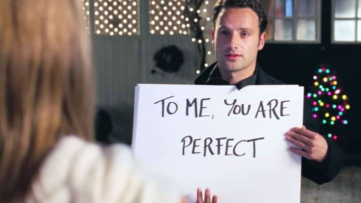 House From Iconic 'Love Actually' Scene Has Just Gone Up For Sale