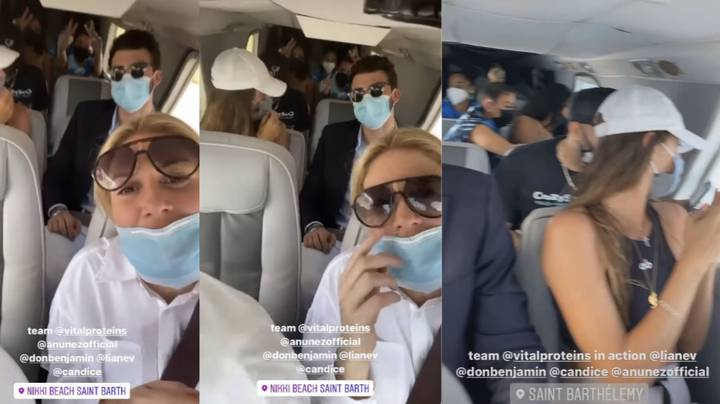 Vital Proteins Jets Influencers To St. Barts For 'Wellness Trip' During Pandemic