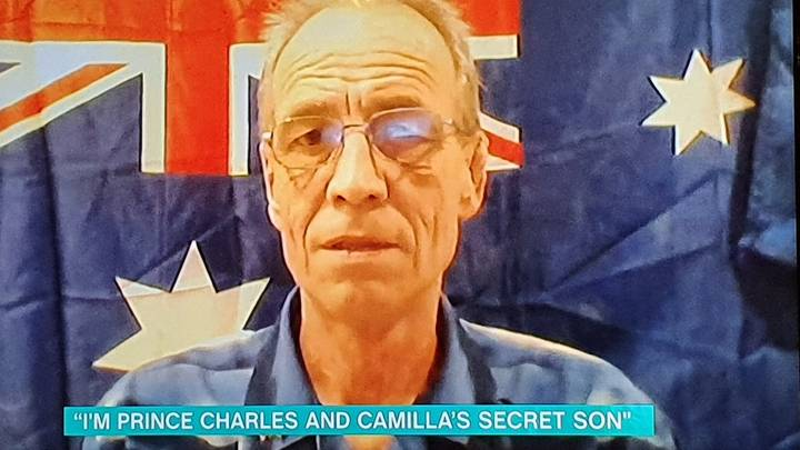 Man Claims He's The Love Child Of Charles And Camilla On This Morning