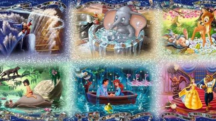 You Can Now Get A 40,000 Piece Disney Jigsaw