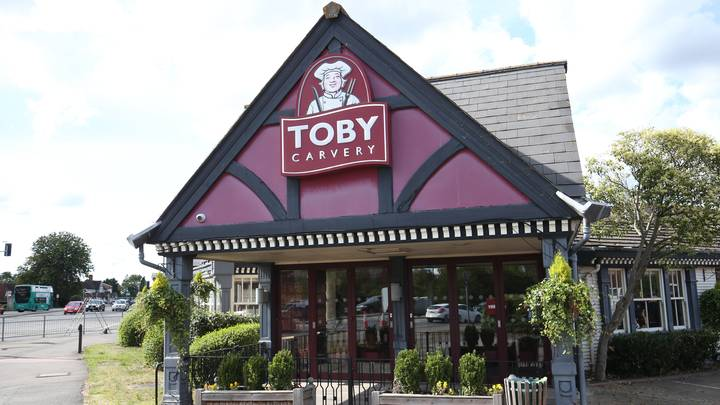 Toby Carvery And All Bar One Owner To Close Sites In The UK