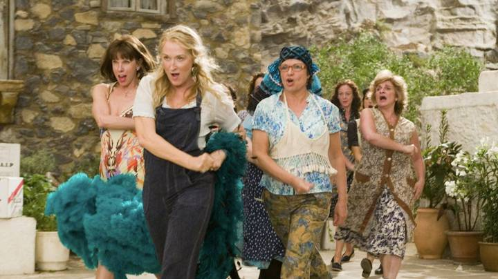 The First 'Mamma Mia!' Movie Has Been Re-added To Netflix Along With The Sequel