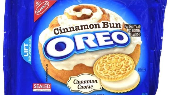 Cinnamon Bun Oreos Now Exist And They Look Divine