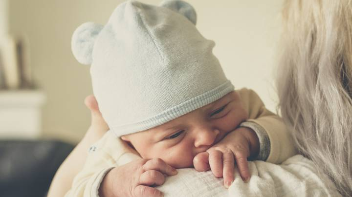 Science Says Gently Stroking Babies 'Provides Pain Relief'