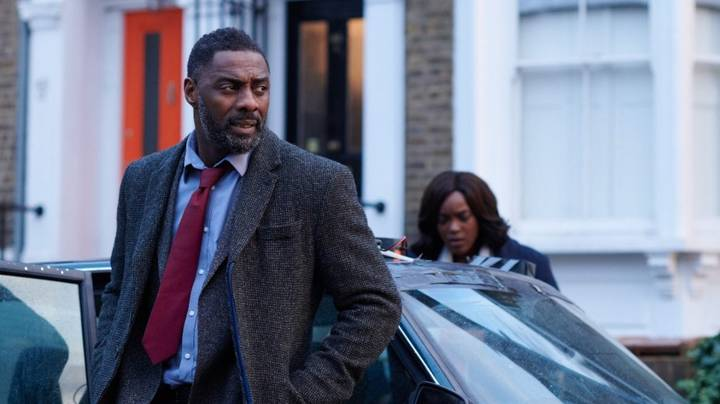 Idris Elba Confirms A Luther Movie Will Begin Filming This Year