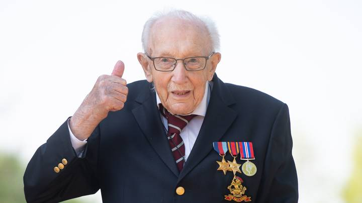 Captain Sir Tom Moore To Be Honoured With National Clap Tonight, Boris Johnson Announces