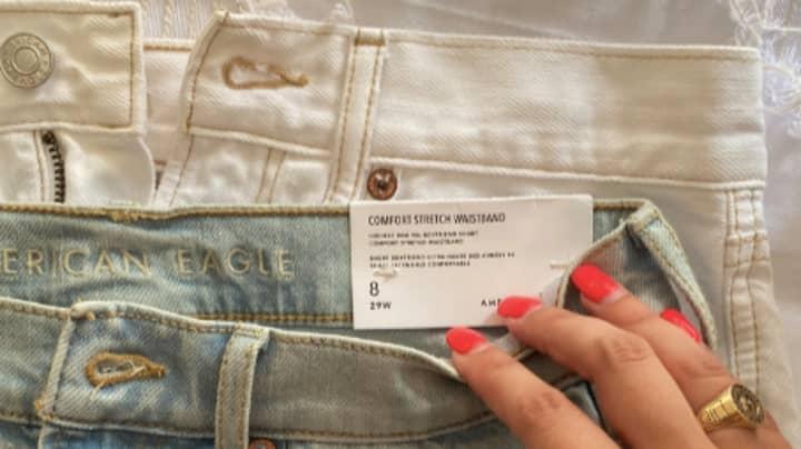 Woman Accuses American Eagle Of 'Promoting Body Dysmorphia'