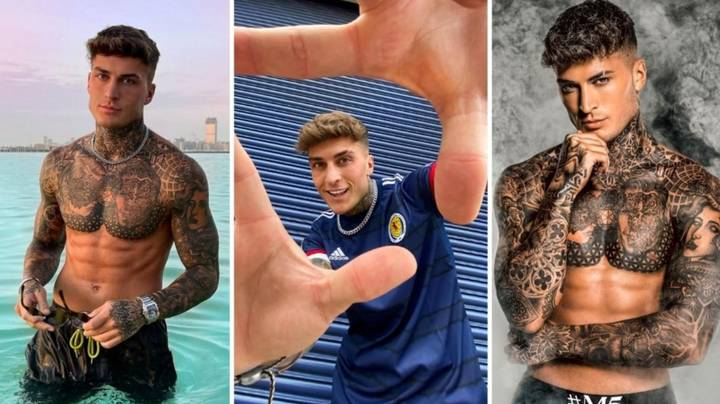Who Is Jay Munro? Model Linked To Love Island 2021 Cast