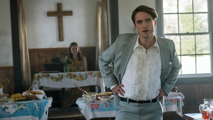 RPatz Movie 'The Devil All The Time' Drops On Wednesday On Netflix