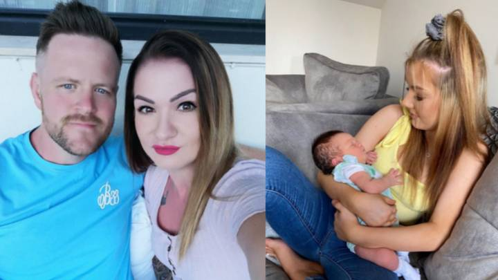Couple Become 'Youngest Grandparents In The UK' After Daughter Gives Birth