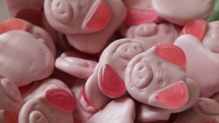 You Can Now Get Percy Pig Mince Pies From Marks & Spencer
