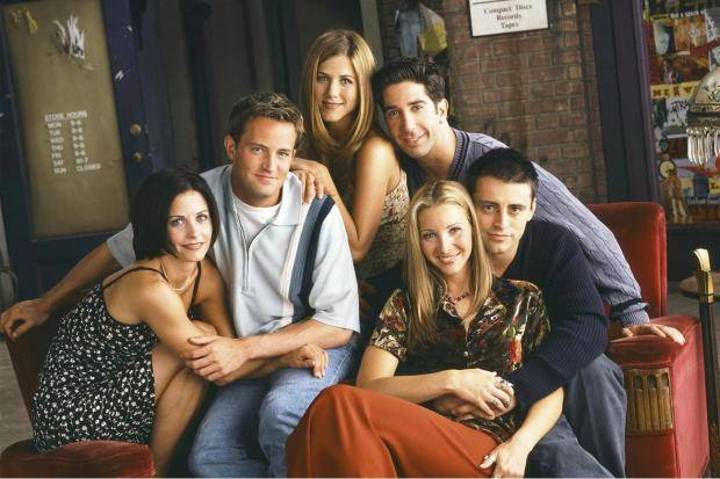 A Friends Musical Is Coming To The UK And We Can't Contain Our Excitement