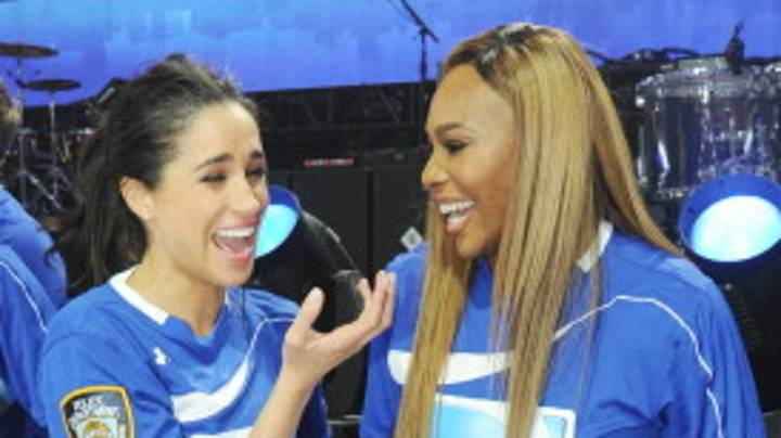 Harry And Meghan Oprah Interview: Serena Williams Posts Letter In Support Of Her 'Brave' Friend