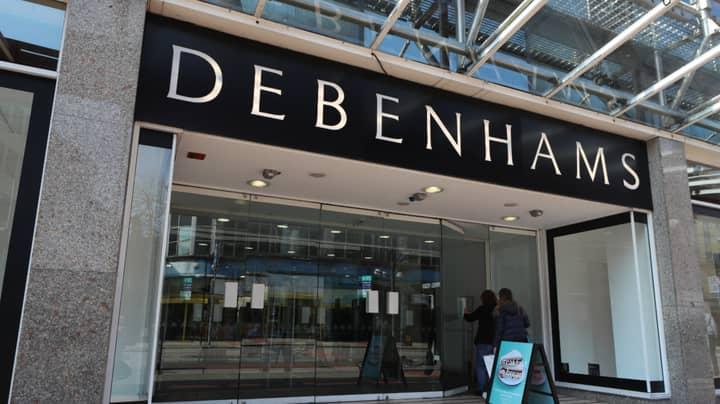 Debenhams Prepares To File For Administration