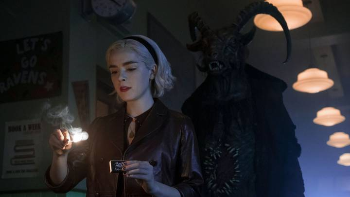 Chilling Adventures Of Sabrina's Kiernan Shipka Wants To Do A Riverdale Crossover