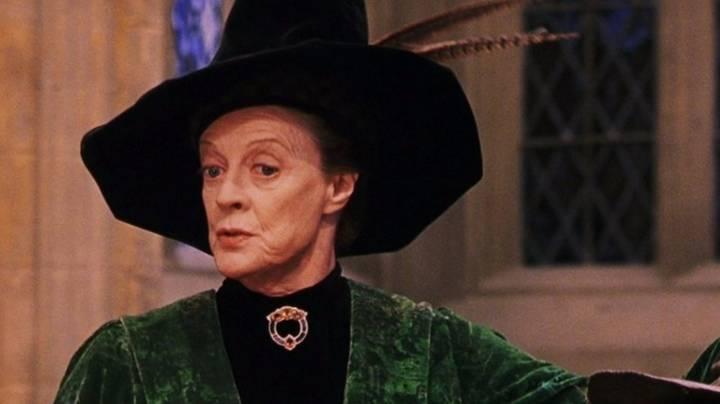 Professor McGonagall Has Been Voted The Best Harry Potter Character