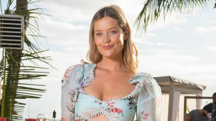 Laura Whitmore Lands In South Africa For 'Winter Love Island'