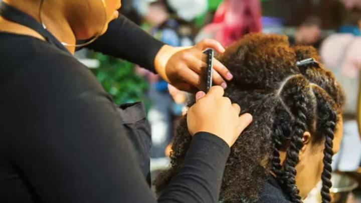 Hairdressers And Barbers Advised Against Small-Talk As Salons Re-Open
