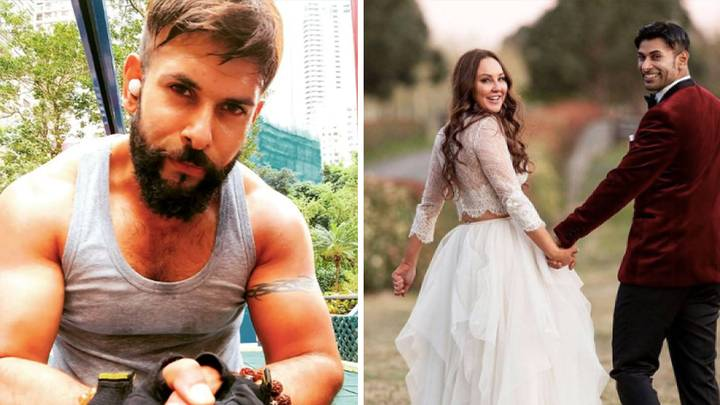 Married At First Sight Australia Star Dino Hira Marries IRL