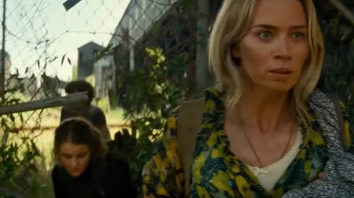 New Trailer Drops For 'A Quiet Place' Sequel And It Looks Terrifying