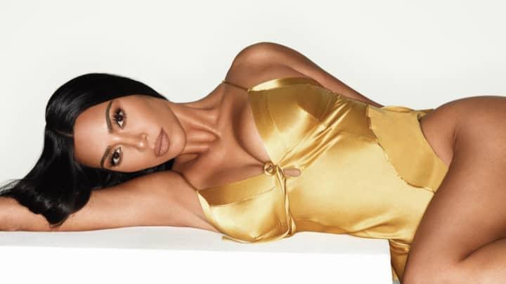 Fans Furious Over 'Photoshop Fail' In Kim Kardashian's New SKIMS Advert