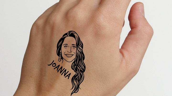 You Can Now Get Your Bestie's Face Tattooed On Your Hand