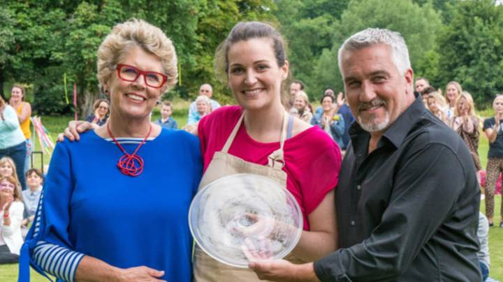 The Prize For Winning The Great British Bake Off May Surprise You