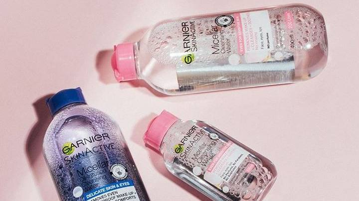 Woman Shares Incredible Hack For Getting Stains Out Of Suede With Micellar Water