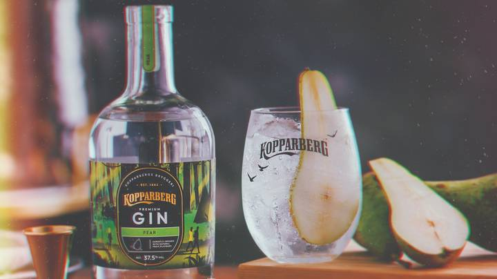 Kopparberg Launches Pear Flavoured Gin