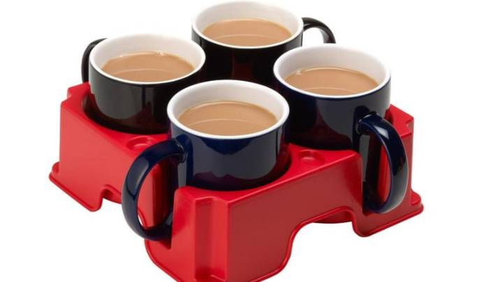 This Mug Holder Is The Ideal Xmas Gift For Your Brew Round Dodging Colleague