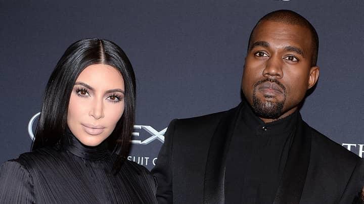 Kim Kardashian-West Files For Divorce From Kanye West