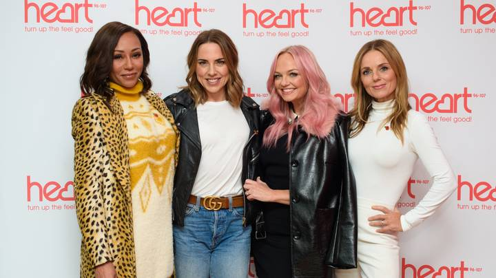 Mel C Confirms A Spice Girls 25th Reunion Is On The Cards Next Year