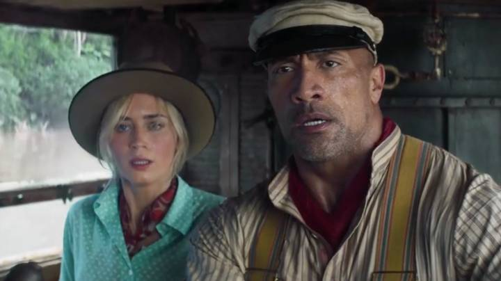 The Trailer For 'Jungle Cruise' Starring Emily Blunt And The Rock Looks Insane