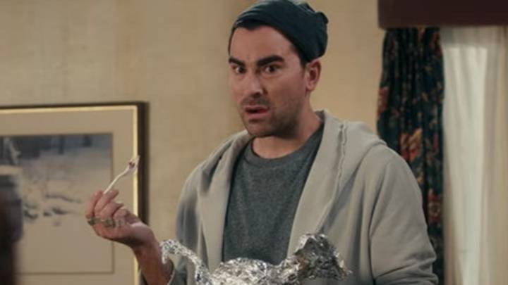 You Can Now Get A Personalised Schitt's Creek Cake Through Your Letter Box
