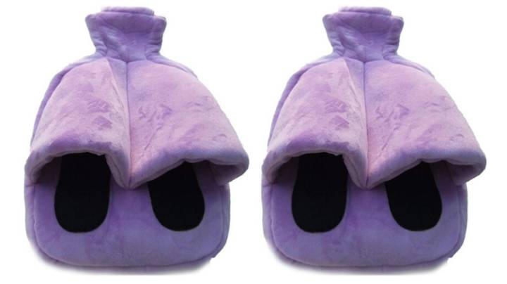 You Can Now Buy A Hot Water Bottle For Your Feet And It Looks So Cosy