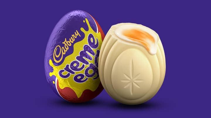 You Can Earn £45 An Hour Hunting White Cadbury Crème Eggs
