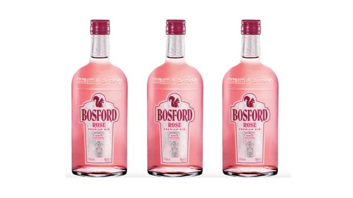 You Can Now Buy Pink Rosé Gin And Its The Stuff Of Dreams