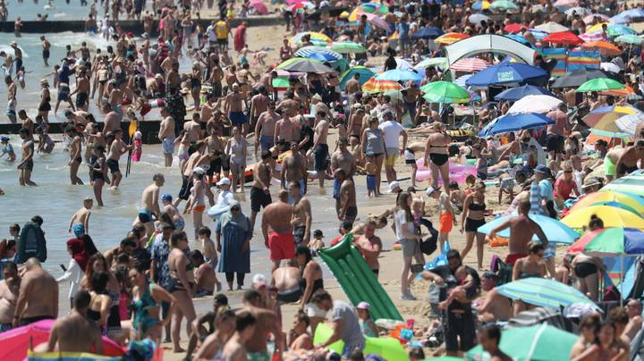 The Government Is Threatening To Close Down Beaches If People Don't Social Distance