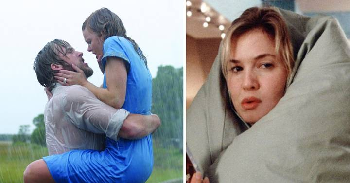 Here's Why You Shouldn't Watch Rom-Coms Just Before Bed