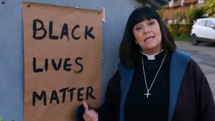 The Vicar Of Dibley Will Feature Black Lives Matter Sermon In Christmas Special