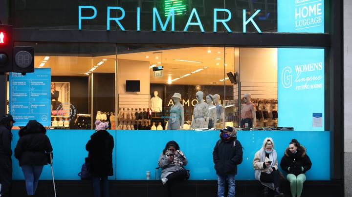 Primark Shoppers Queue Round The Block For Reopening As Lockdown Eases